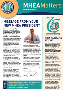MHEA Matters