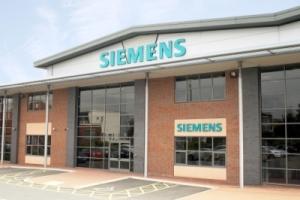 Siemens factory Leeds